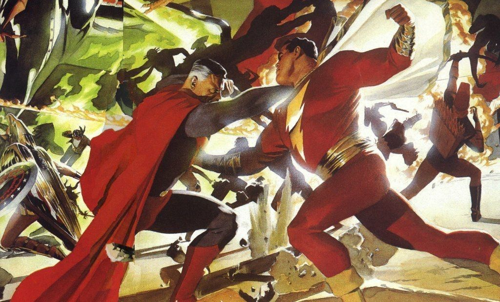 Shazam!: Kingdom Come