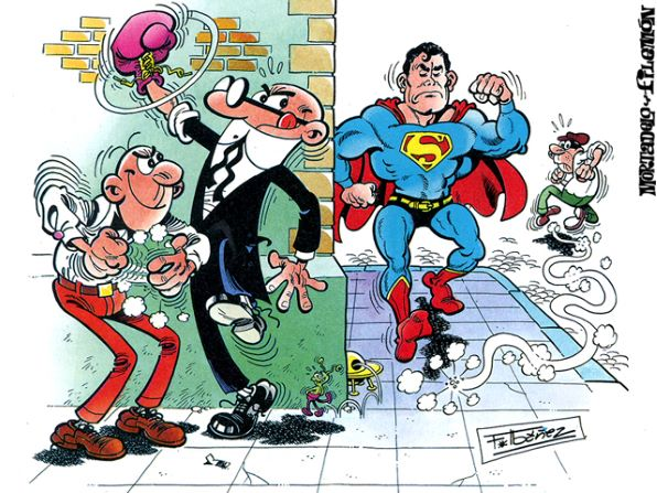 mortadelo y filemon comics españoles