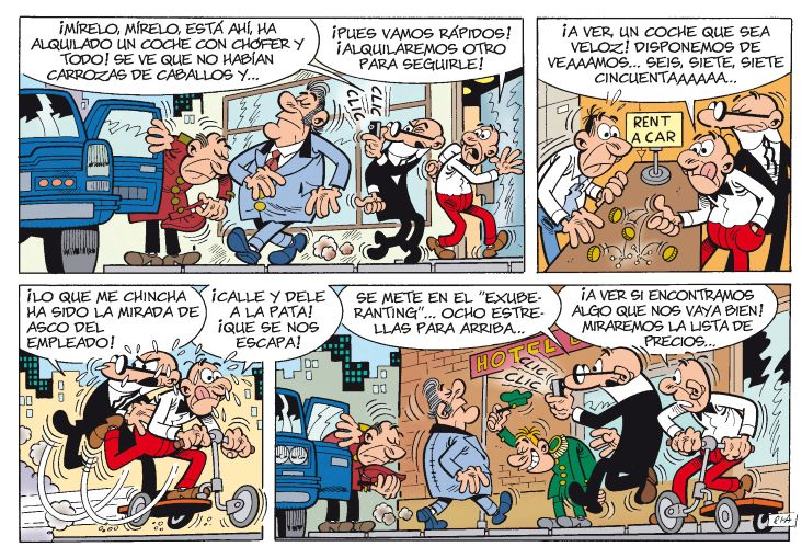 Descargar comics mortadelo y filemon
