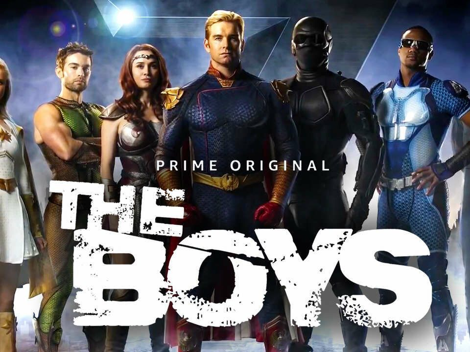 The boys Serie amazon prime