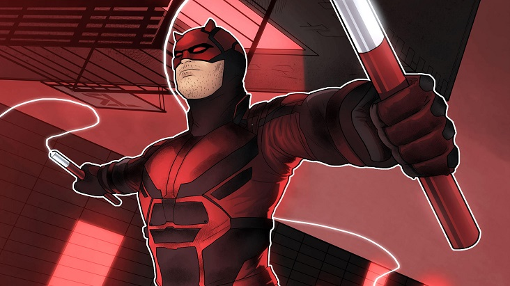 comics daredevil